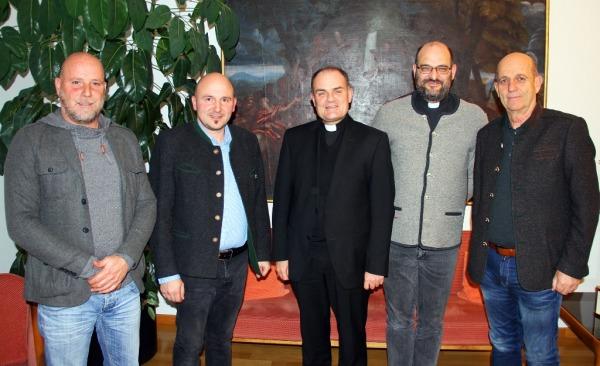 Richard Andergassen / Bischoftreffen 2017 / Zum Vergrößern auf das Bild klicken