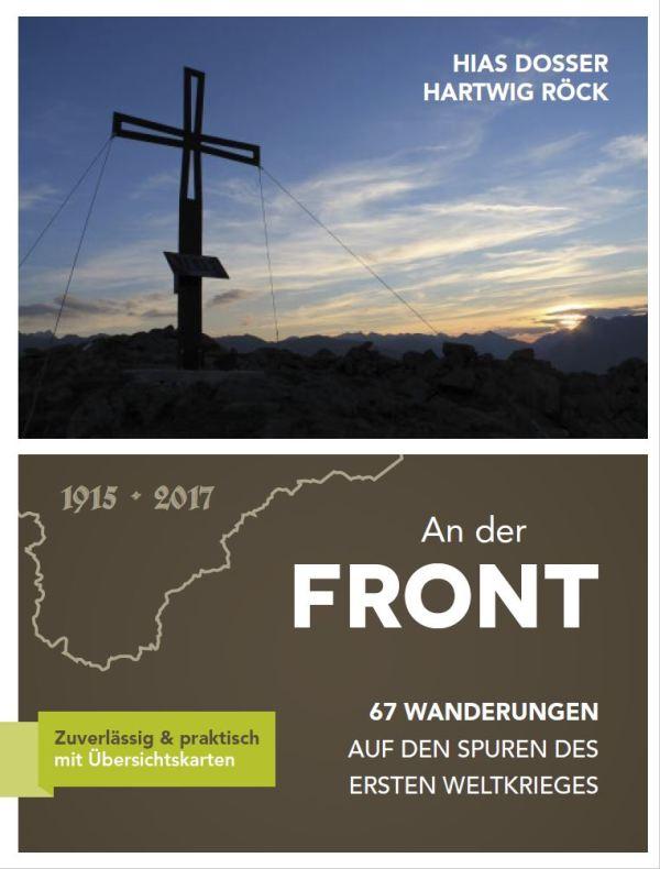 Röck Hartwig / an_der_front-cover_(002) / Zum Vergrößern auf das Bild klicken