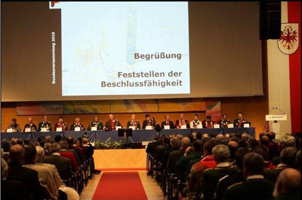 Staudinger / Bundesversammlung / Zum Vergrößern auf das Bild klicken