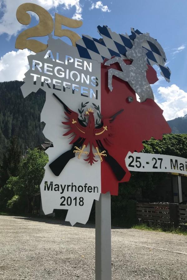 Thomas Saurer / Alpenregionstreffen 2018 / Zum Vergrößern auf das Bild klicken
