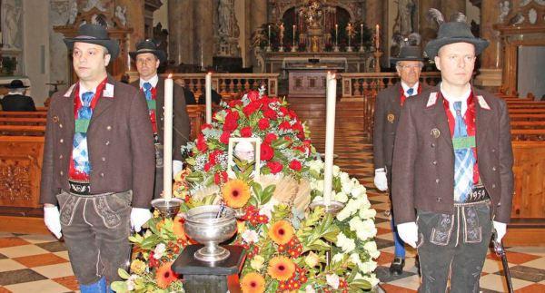 SSB Online Team / Beerdigung Mitterdorfer / Zum Vergrößern auf das Bild klicken