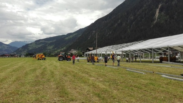 SK Mayrhofen / Alpenregion 2018 / Zum Vergrößern auf das Bild klicken